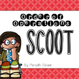 Order of Operation Scoot
