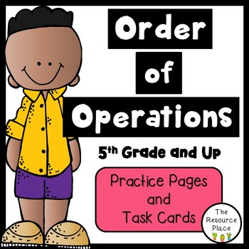 Order of Operations!