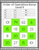 BUMP! Order of Operations Games {5.OA.1, 6.EE.1}