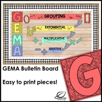 Order of Operations using GEMA