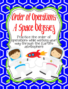 Order of Operations: A Space Odyssey