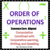 Order of Operations Activities and Lesson