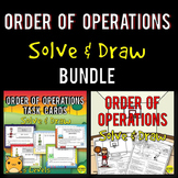 Order of Operations Activity Bundle