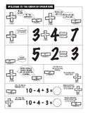 Order of Operations - the Definitive PEMDAS Comic