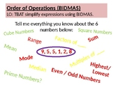 Order of Operations (BIDMAS) Complete Lesson