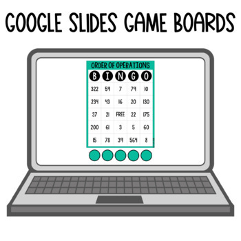 This is a photo of Influential Order of Operations Game Printable