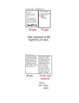 """Order of Operations Brochure """"How To"""""""