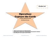 Order of Operations: Capture the Cards
