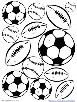Order of Operations Coloring Page