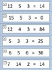 Order of Operations Game