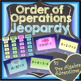 Order of Operations Game {PEMDAS} {Operations Activity} {D