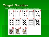 Order of Operations Game - Target Number