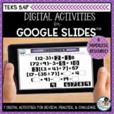 Order of Operations Google Classroom   Digital Math Distan