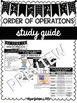 Order of Operations Google Forms Assessment Pack - 5.OA.1 {Digital & Print}