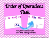 Order of Operations Google Slides