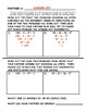 Order of Operations Higher Order Thinking Error Analysis Pair Activity
