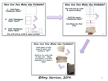 Order of Operations Logic Puzzles Foldable