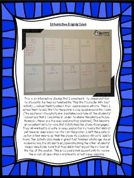 Order of Operations: Math Detective Problem Solving Pack