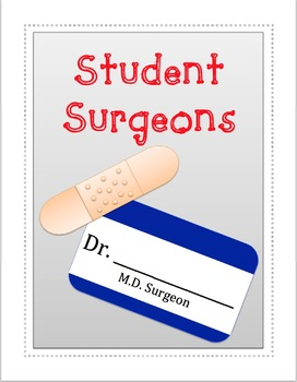 Operating Room Lesson Plan(Editable)
