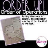 Order of Operations Order UP!