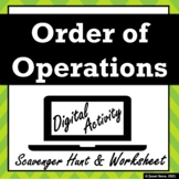 Order of Operations: Order and Match