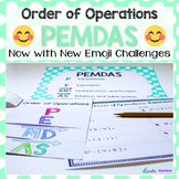 Order of Operations PEMDAS packet