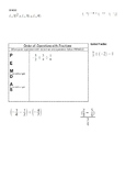 Order of Operations (PEMDAS) with Fractions (FULL LESSON)
