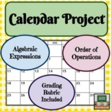 Order of Operations - Projects - Activities - Middle Schoo