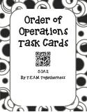Order of Operations QR Code Fun