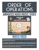 Order of Operations | FREE Game, Worksheet, & Fun Video |