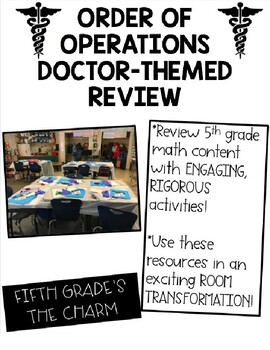 Order of Operations Surgery Transformation Resources