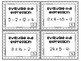 Order of Operations Task Cards Common Core 5.0A.1