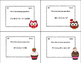 Order of Operations Task Cards-Missing Number or Operation- Valentine's Day