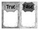 Order of Operations True or False