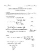 Order of Operations, Variable Expressions, & Property of Numbers Quiz