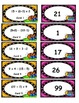 Order of Operations Game Cards No Exponents
