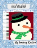 Order of Operations Winter Mystery Pixel