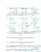 Order of Operations With Exponents Practice Worksheet