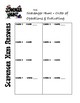 Order of Operations and Evaluating with Integers Scavenger Hunt Activity