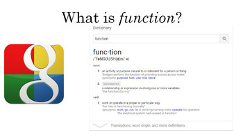 Order of Operations and Function Notation for HS - Week Long
