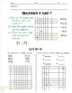 Order of Operations and Graphing Guided Math Notes