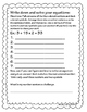 Order of Operations and Numerical Expressions Worksheets