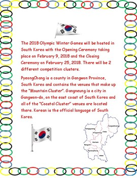 Olympic Order of Operations