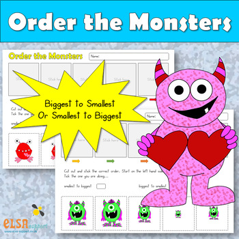 Order the Monsters
