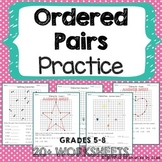 Ordered Pairs Practice