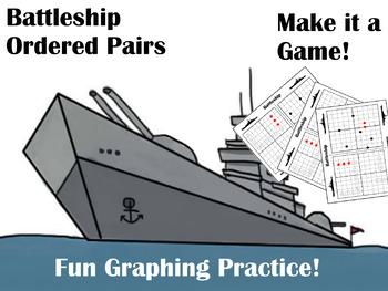 Ordered Pairs Battleship