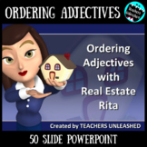 Ordering Adjectives PowerPoint Lesson
