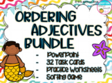 Ordering Adjectives Bundle