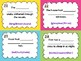 Ordering Adjectives Task Cards (32) - Set 3 Common Core Aligned