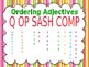 Ordering Adjectives in a Sentence PowerPoint - Common Core